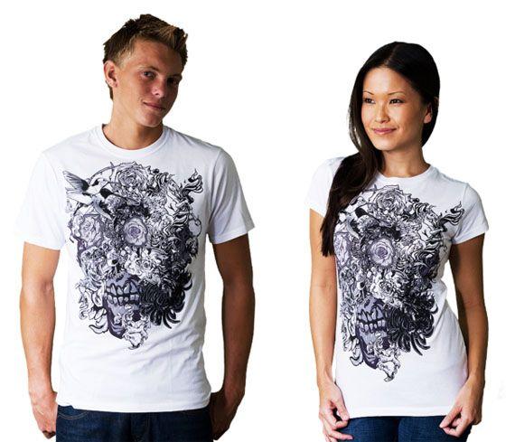 Revelations-cool-creative-tshirt-designs | Sweet Couple tshirts ...