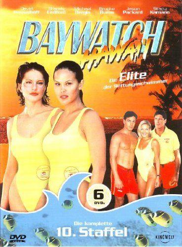 Baywatch Die Komplette 10 Staffel 6 Dvds Amazon De David Hasselhoff Dvd Blu Ray Baywatch Baywatch Hawaii Dvd