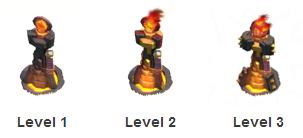 clash of clans inferno tower levels - Google zoeken ...