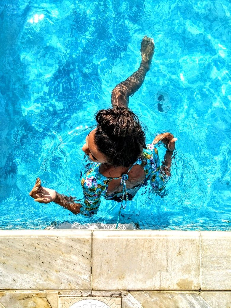 inspira o fotos tumblr na piscina fotos pinterest