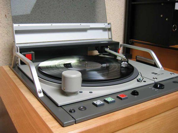 EMT 948 Transcription Turntable vintage audio