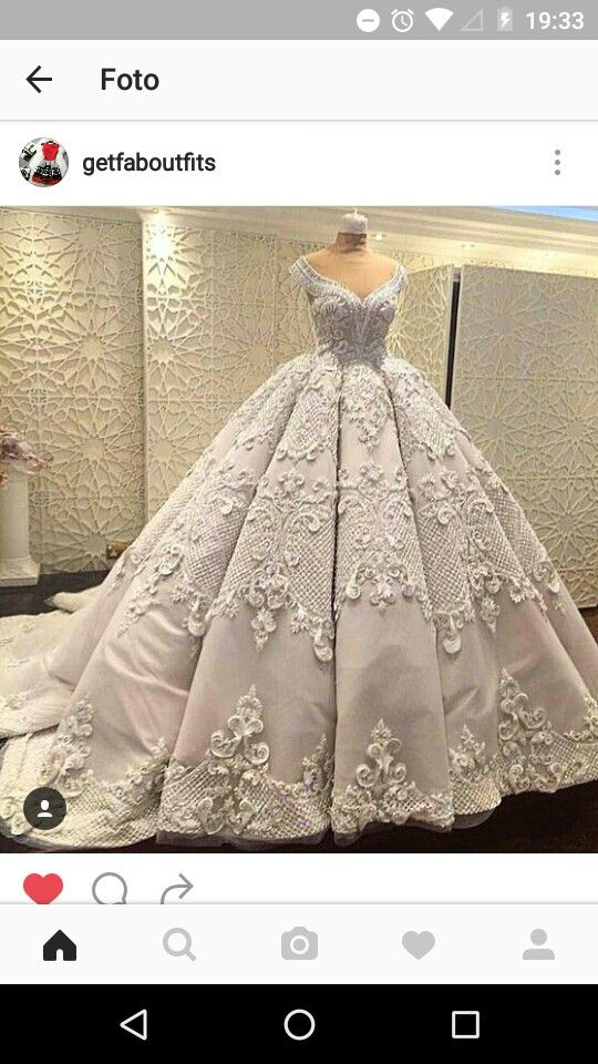 Pin By Isabela On Vestidos Pinterest Wedding Things Ball - Custom Wedding Dress Designers