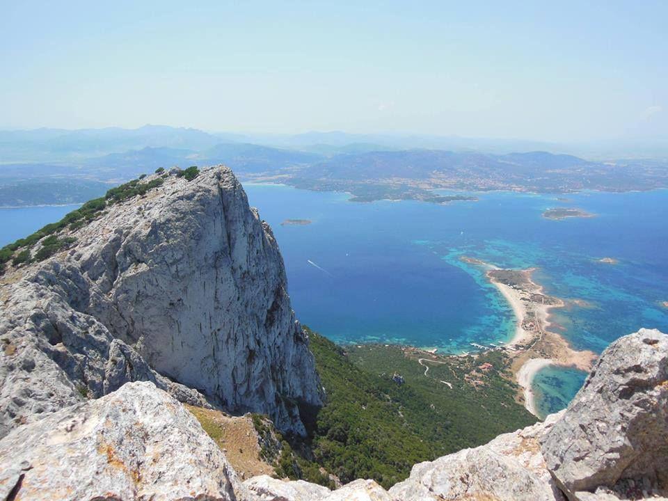 Isle of Tavolara, Sardinia