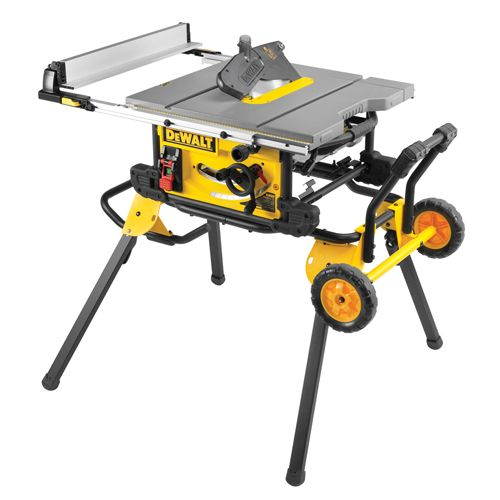Dewalt Dwe7491 Table Saw With Stand 250mm 10 Inch 110v Bench Saw Dewalt Dewalt Dewalt Power Tools Dewalt Tools