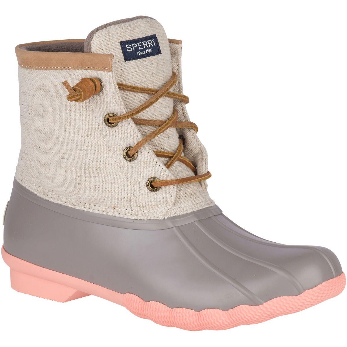 Duck boots, Sperry duck boots