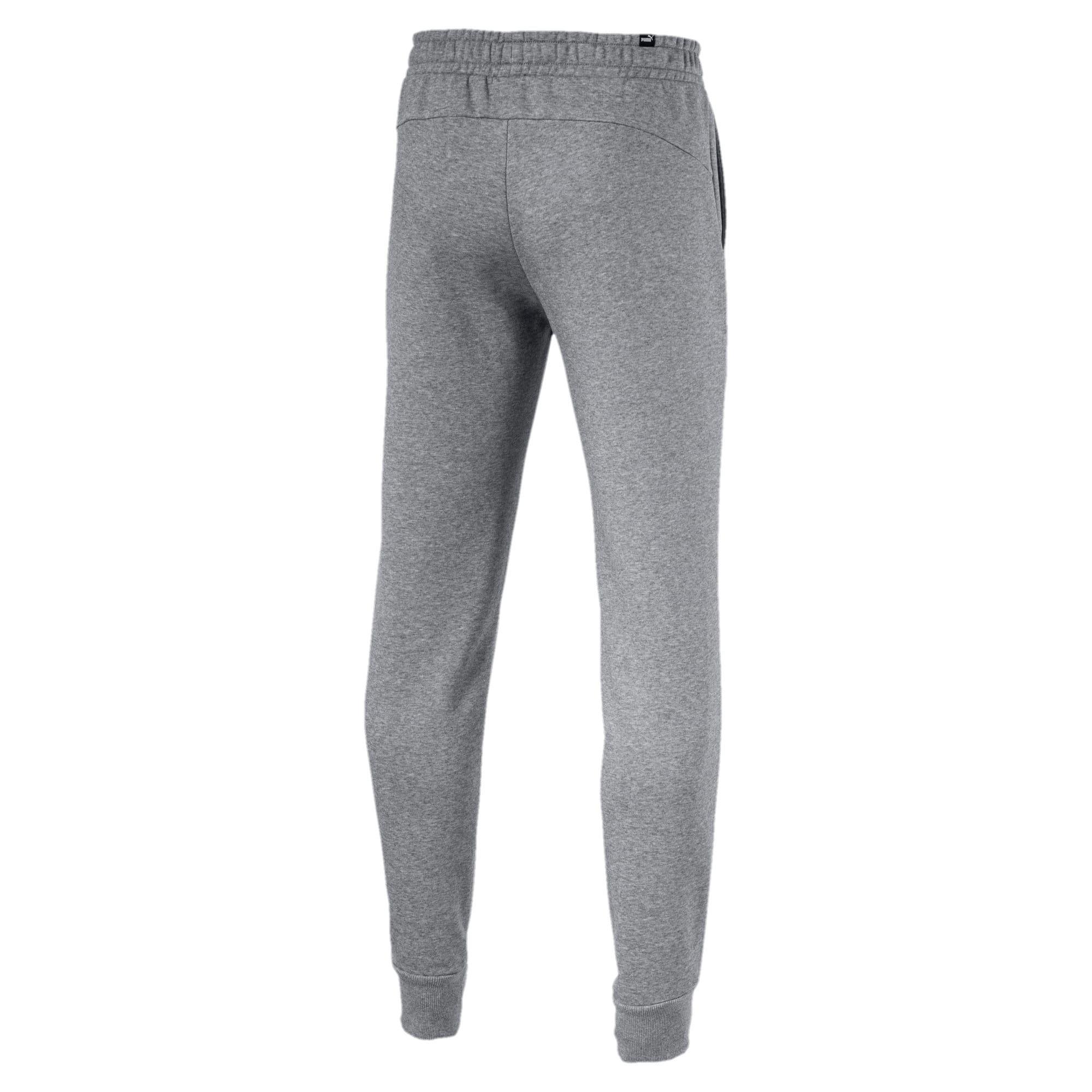 PUMA Essentials Men's Sweatpants in Medium Grey Heather size 2X Small #sweatpantsoutfit