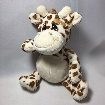 Baby Giraffe Petting Zoo  9  Plush Band Aid Super Soft 2010