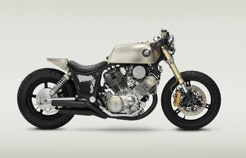 Classified Moto XV1100 - Iron & Air