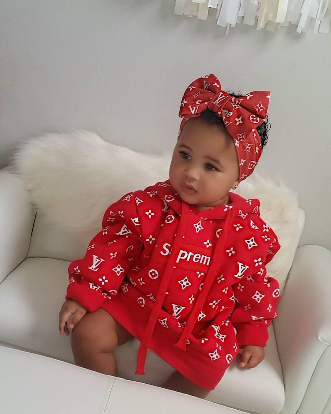 "ee551c77a81a Official Skyla A'Lori 👑 on Instagram: ""My mini me 😍❤"" | Babies ..."