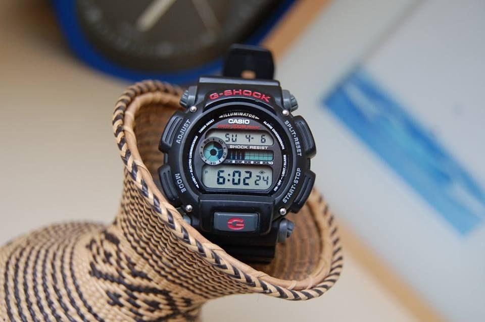 Đồng hồ Casio G-shock DW-9052-1VDR