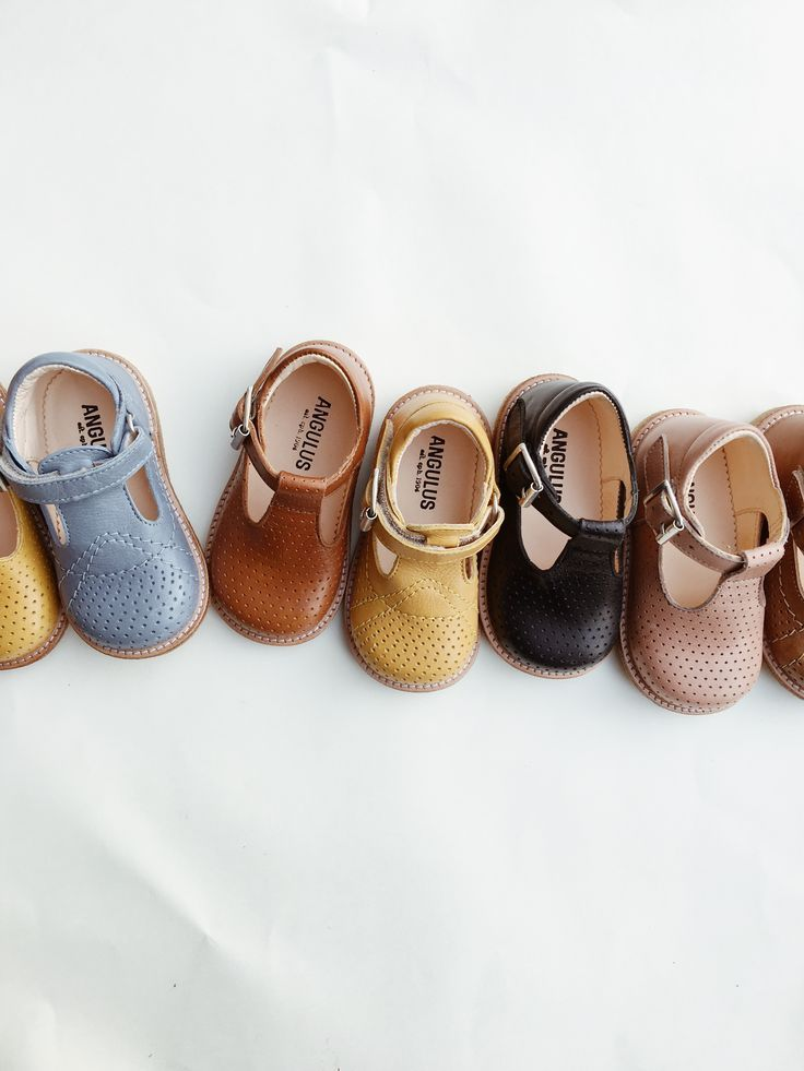 new style e6e85 254c1 Maria Franck for ANGULUS | Schuhe | Baby outfits ...