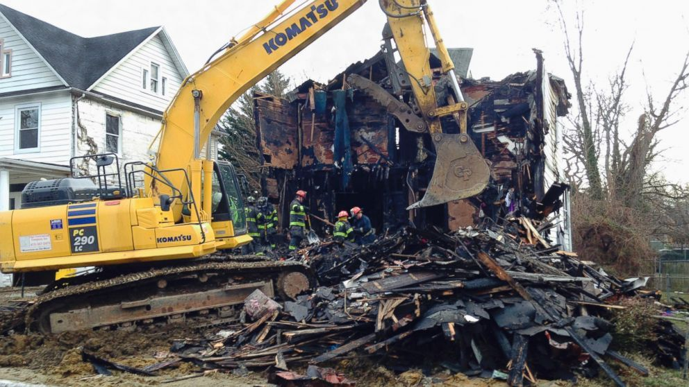 Hospitalized Mother Identified in House Fire That Killed 6
