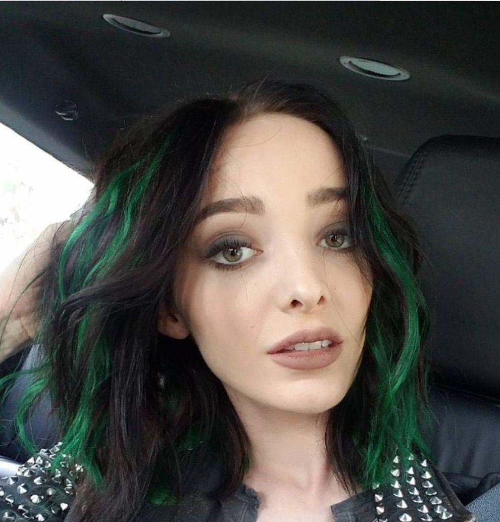 Polaris Lorna Dane Emma Dumont The Gifted Tv Show Hair
