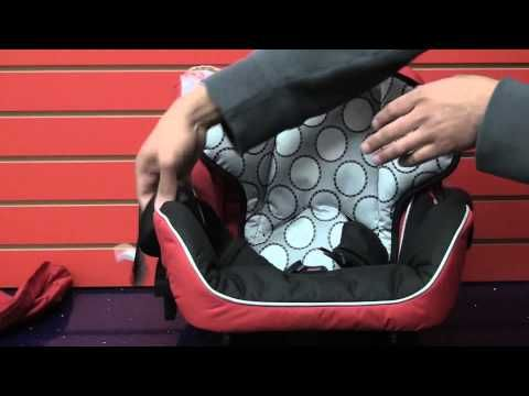 Britax B Safe Cleaning Car Seat Part 2