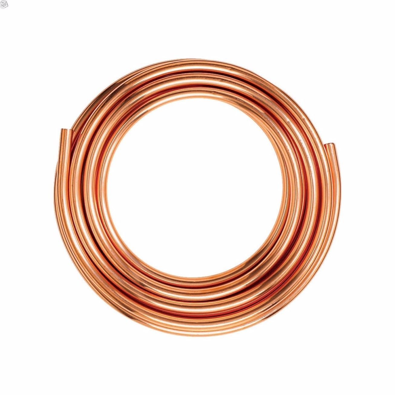 8 99 Any Size Copper Tube 1 4 2 Inch Diameter X 1 Foot Or More Type K Soft Coil Ebay Home Garden Copper Tubing Copper Tube