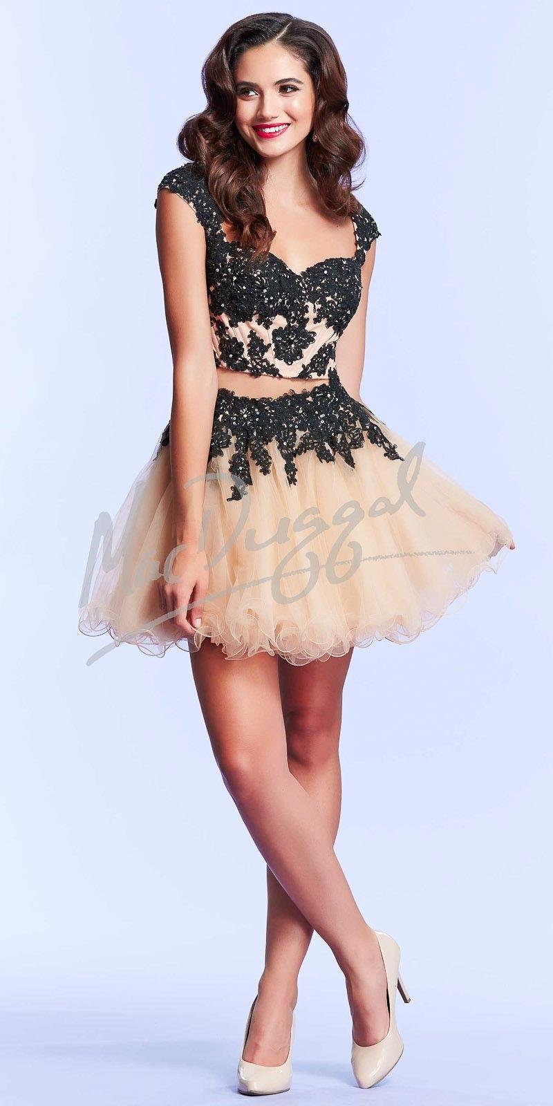 Short prom dresses mac duggal bing images how to wear a tutu in