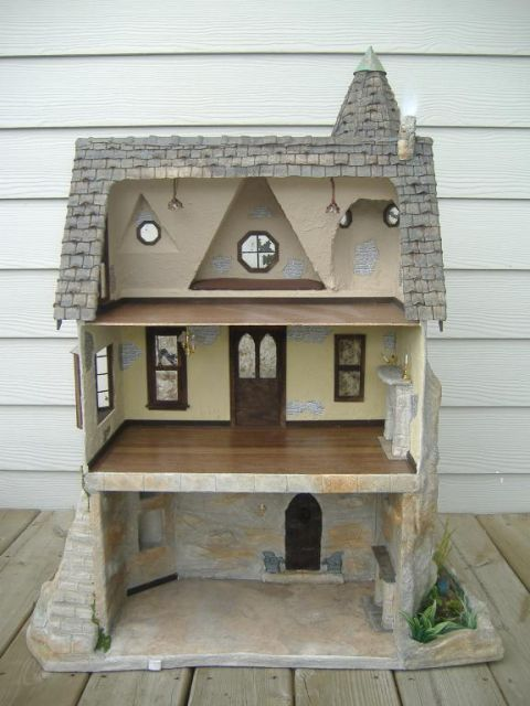 Tracy Topps Miniaturists Tracy Topps T Dollhouses