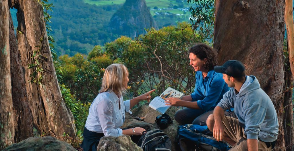 Explore Lamington National Park - Ideas for Duke Of Edinburgh Adventurous Journey