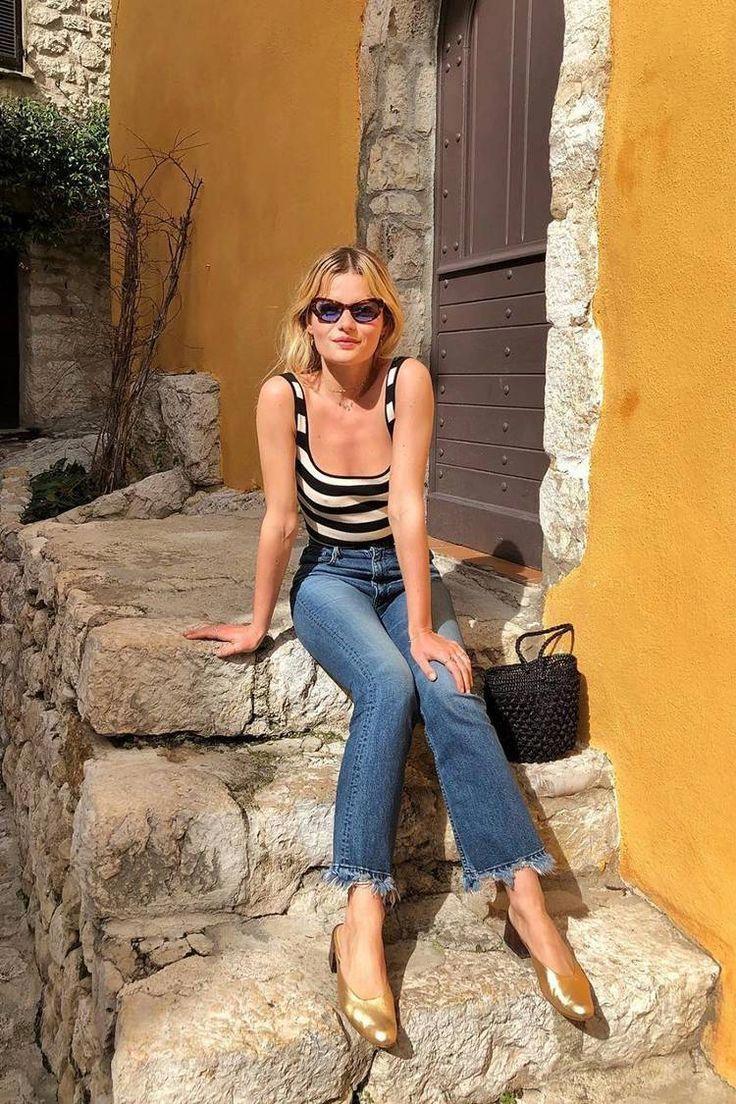 Photo of 8 Sommeroutfits zum Ausprobieren, wenn Sie klassischen Stil haben | Wer was trägt lässigen Sommer … | Trend