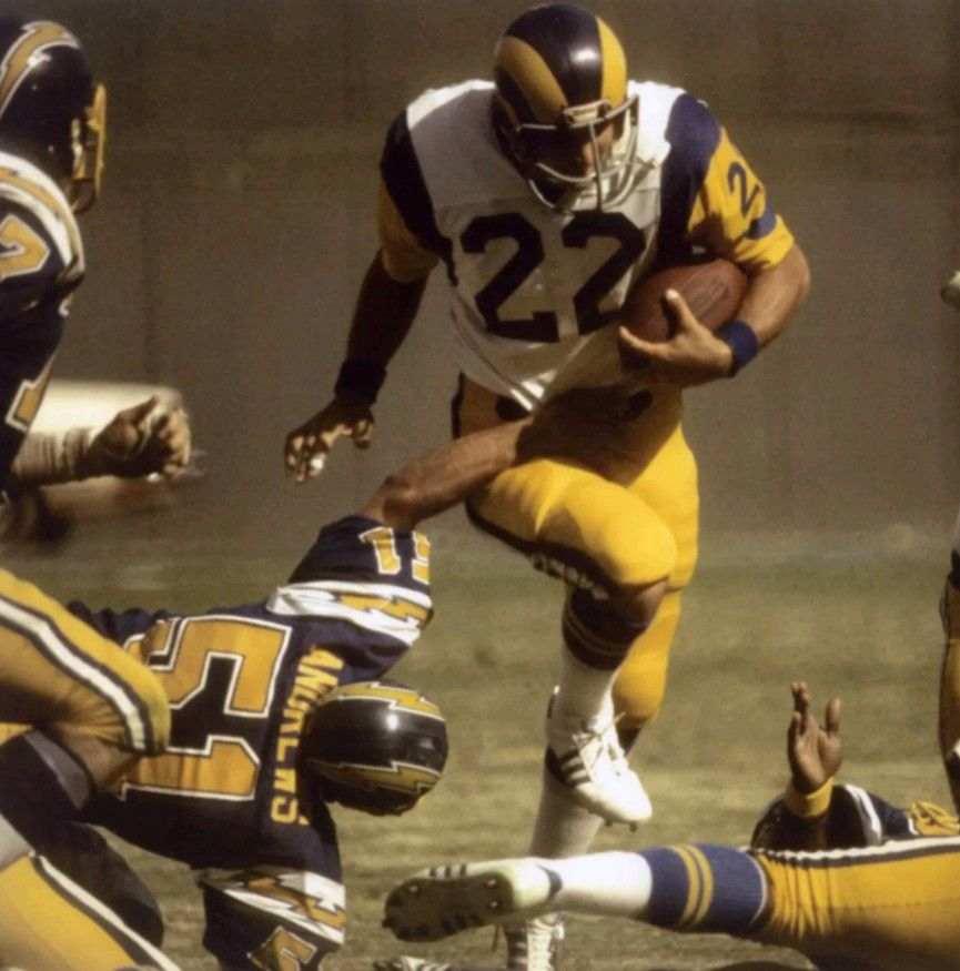 1979 Rams at Chargers (With images) Los angeles rams