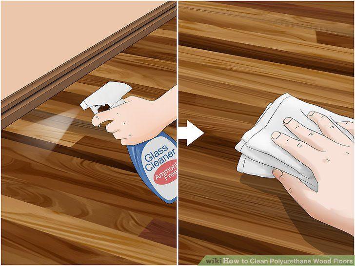 Clean Polyurethane Wood Floors Step 10