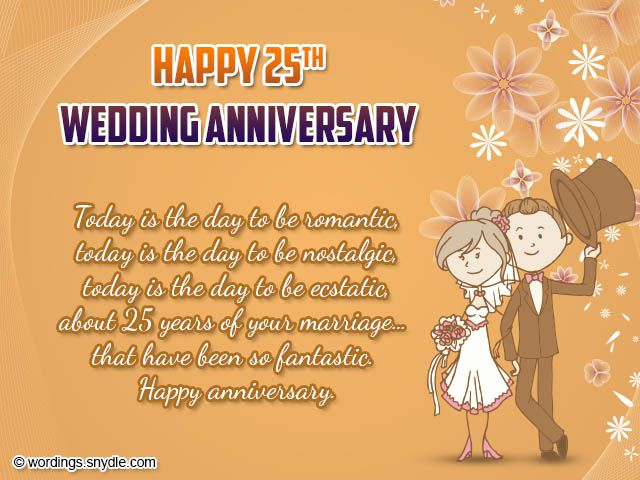 So For People Celebrating 25 Years Of Their Relationship Weve Compiled Some Beautiful