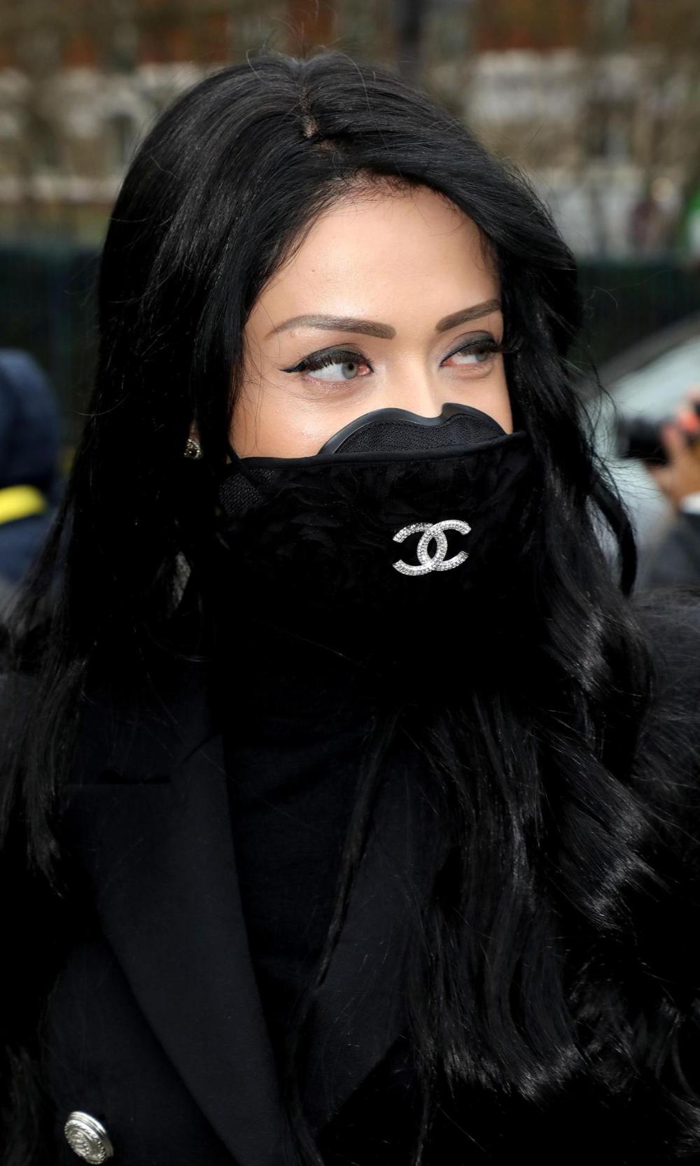 chanel 10 arrival   Fashion face mask, Mouth mask fashion ...