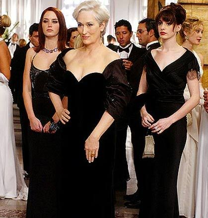 the devil wears prada movie review The devil wears prada movie reviews and ratings -showtimescom rating of 411 out of 5 stars.