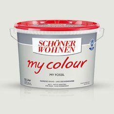 Schoner Wohnen Farben My Colour My Fossil Schoner Wohnen Farbe Schoner Wohnen Wandfarbe Und Schoner Wohnen