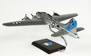 B-17G Sentimental Journey Military Aircraft Model