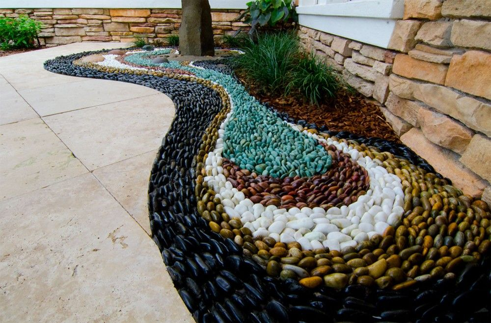 9 Jpg 1000 658 Jardin Con Piedras Como Arreglar El Jardin Jardin Oxidado