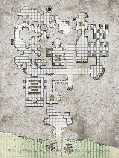 Dungeon Anyone Know If This Is Hand Drawn Or There To Generate