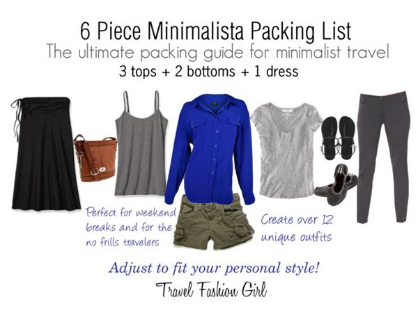 Mastering The 10 Piece Travel Wardrobe Travel Fashion Girl Minimalist Packing Packing List For Travel