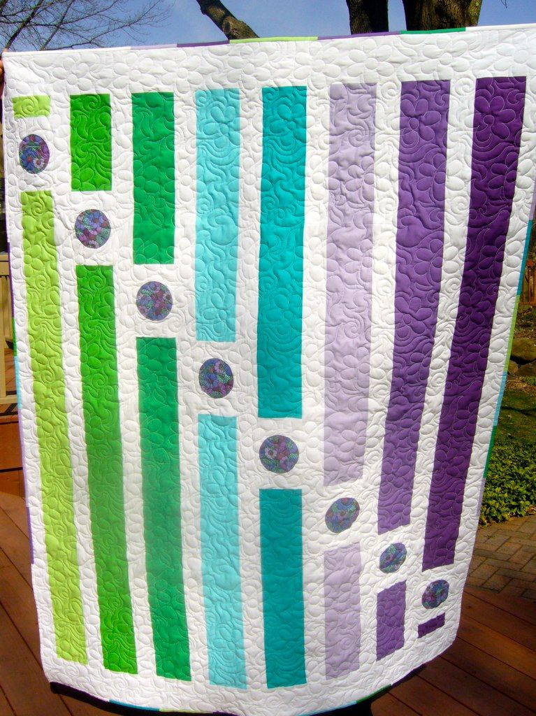 Used mamacjt's pattern 'Color Play' - had fun testing the pattern for her!!  Thanks Carol!!