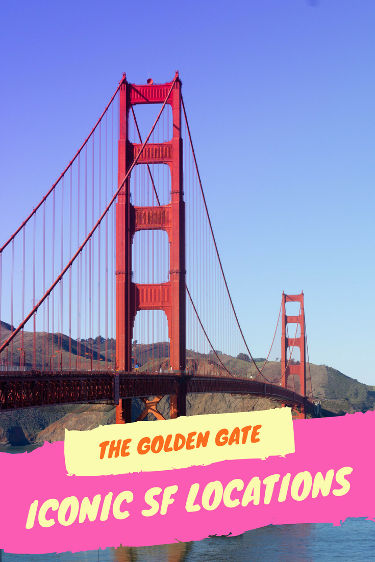 Top 10 Iconic San Francisco Spots | California travel, San ...