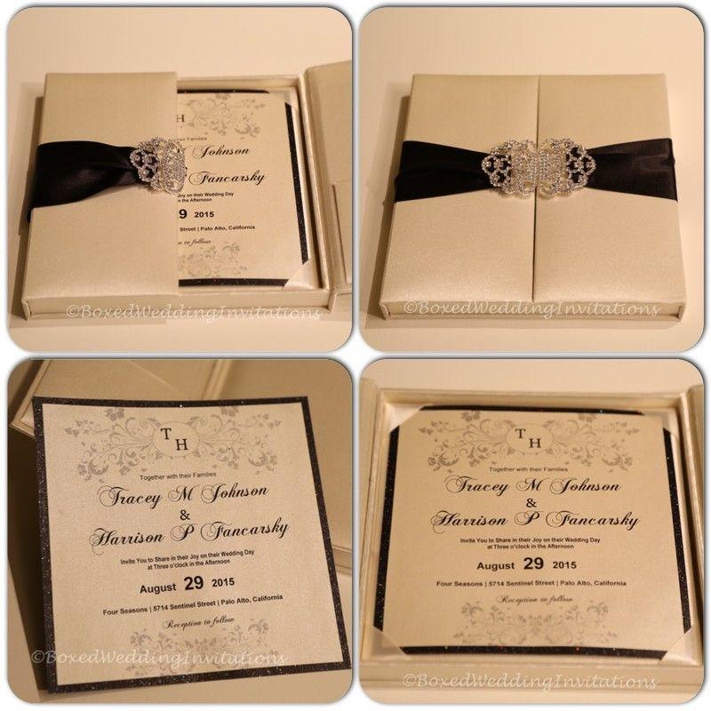 gatefold wedding invitations - Google Search | My Wedding ...