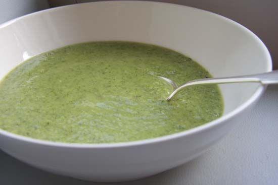 Broccoli & Arugula Soup | goop.com