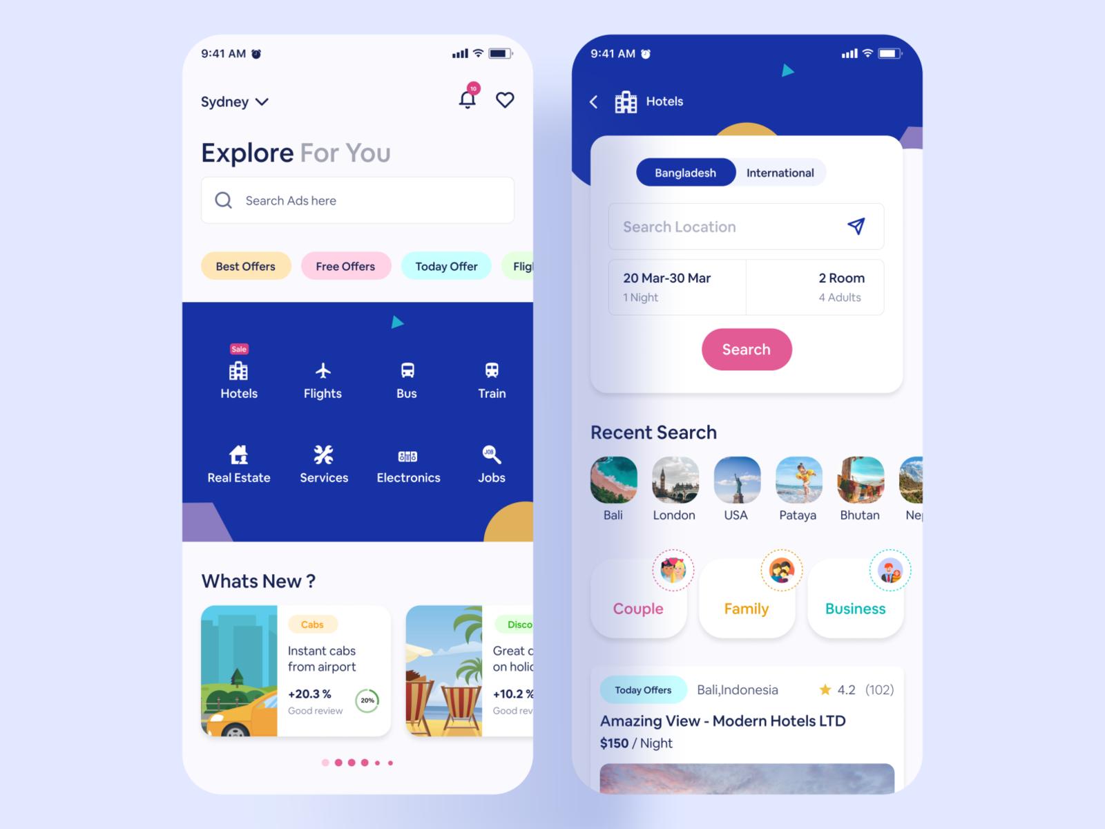 Classified App App Design Mobile Design Inspiration Mobile Design