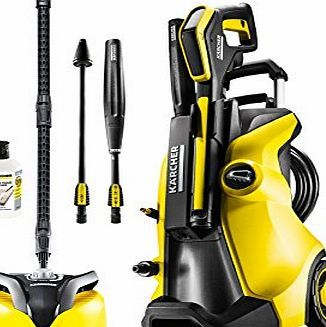Karcher Karcher K5 Full Control Home Pressure Washer Barcode