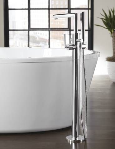 NEW Moen Arris tub filler!!! @Park Supply Company | Bubble bath, Yes ...