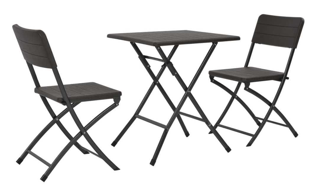 Salon De Jardin Patio Chairs Bistro Set