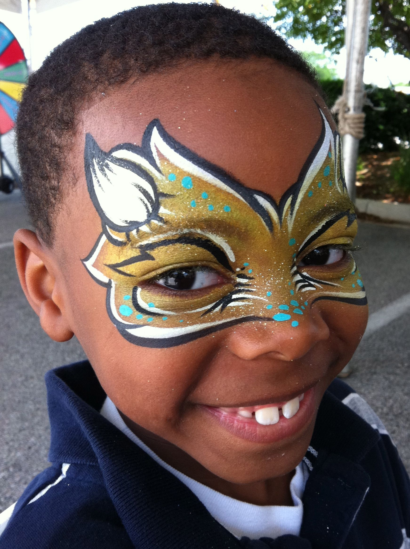 Kids Face Paints Painting For Boys Halloween Paintings