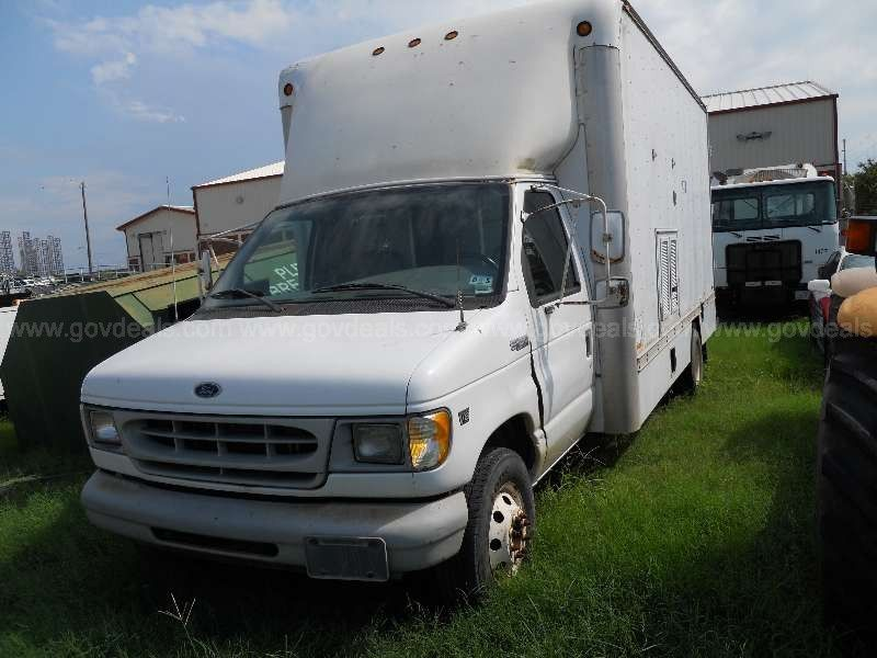 1999 Ford Econoline E450 Govdeals Com Recreational Vehicles