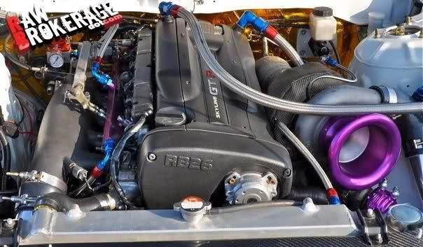 Raw Brokerage - S14 RB26 Build Haltech Pro-Platinum Ecu Racepak iq3