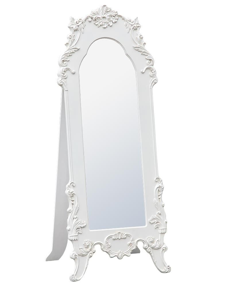 Beautiful Free Standing Floor Dressing Mirror Dimensions