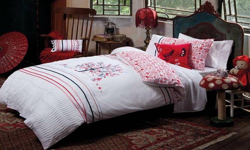 Ana Red Kids Bedding by Kas Kids | Abode | Pinterest | Bedrooms : kas kids quilt covers - Adamdwight.com