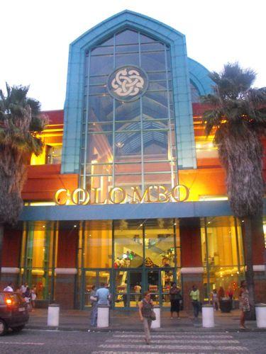 Centro Comercial Colombo Lisbon Fun Centre On Top Floor