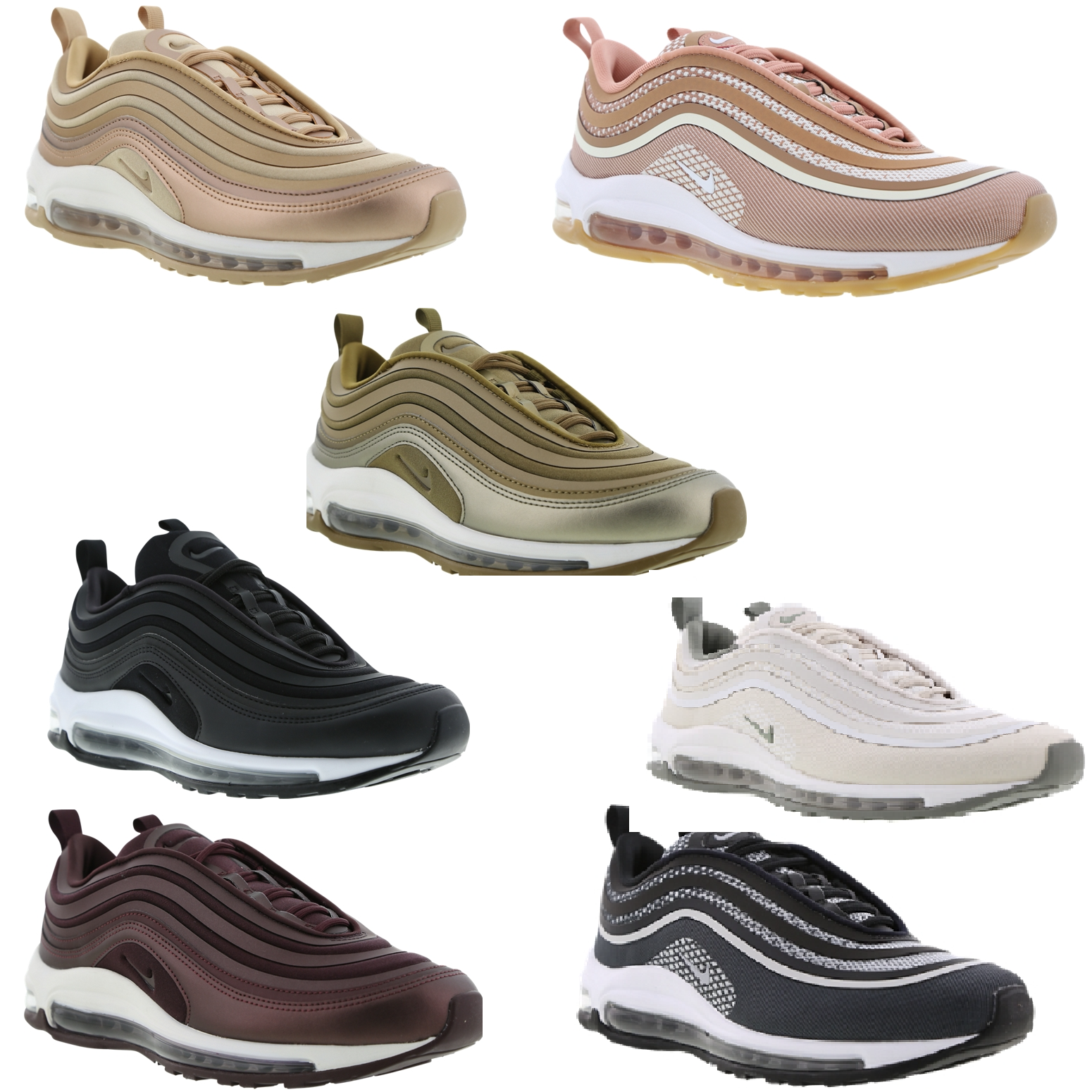 Check Out All Nike Air Max 97 Ultra '17 Women's Trainers On