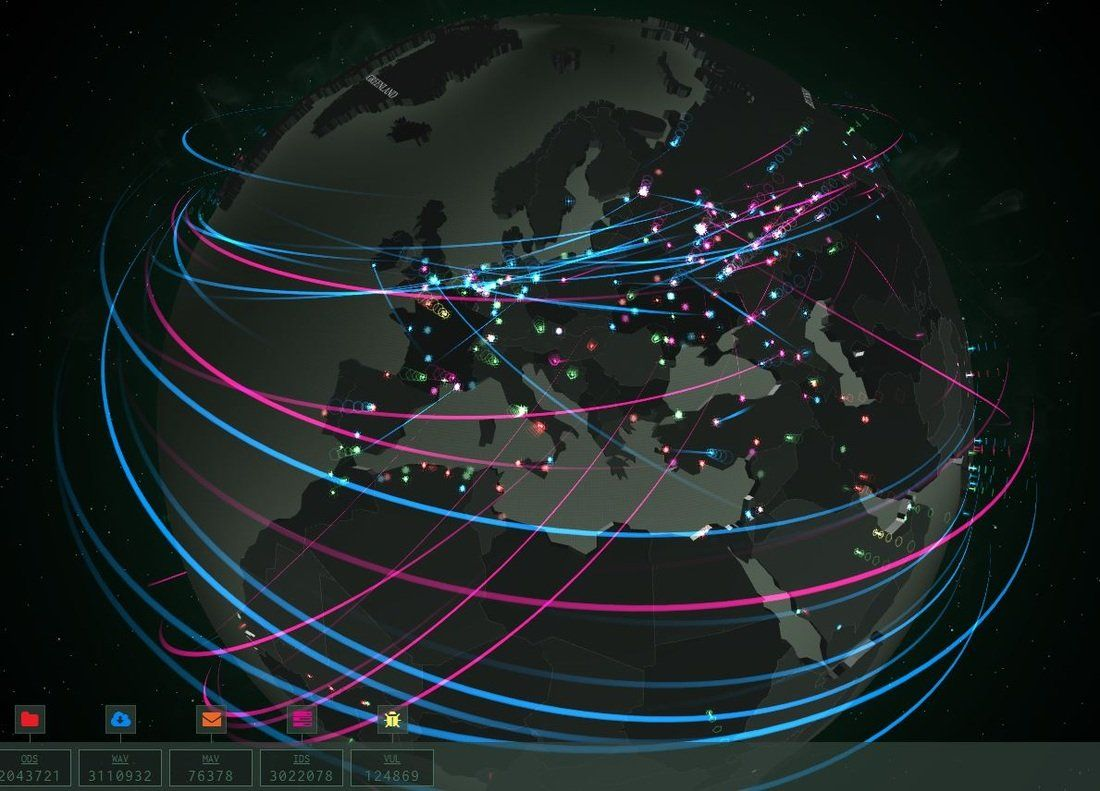 Watch cyber attacks LIVE worldwide in Google Earth like interface - Kaspersky Lab #cyberattacks #internet #hackers #Kaspersky … | Cyber attack, Cyber warfare, Cyber