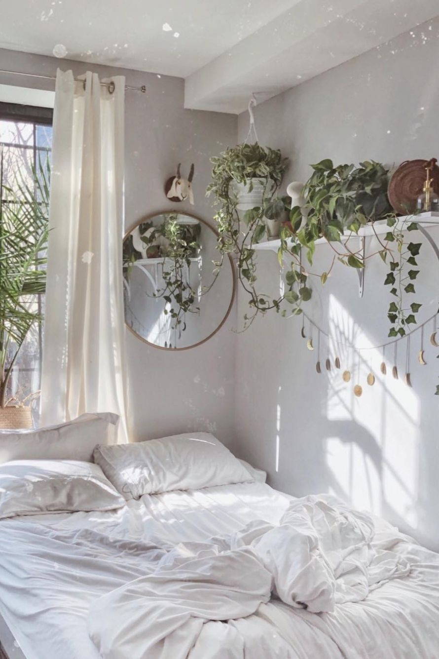 22 Bedroom Designs for a NATURE LOVER  Beautiful bedroom decor